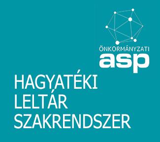 ASP Hagyatéki leltár rendszer