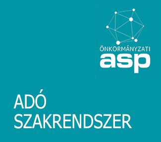 ASP Önkormányzati adórendszer